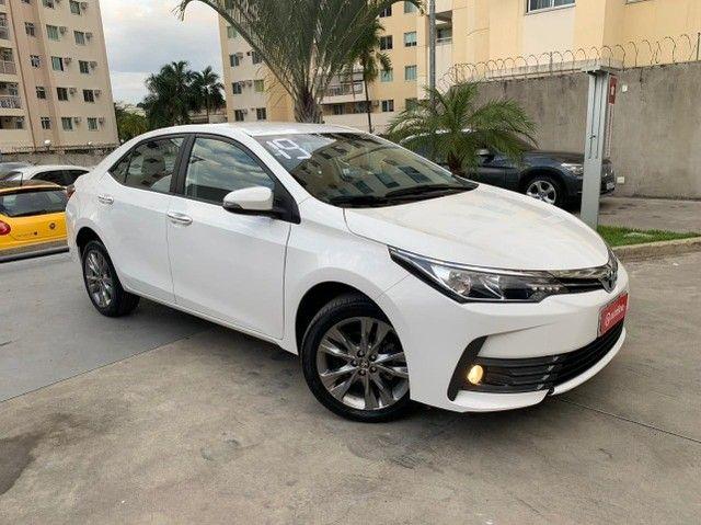 Corolla XEI Branco AUT 2019
