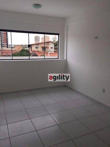 Apartamento com 1 dormitório para alugar, 38 m² por R$ 950,00/ano - Capim Macio - Natal/RN - Foto 8