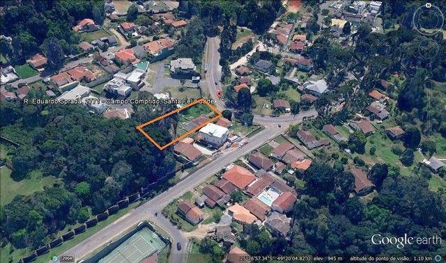 TERRENO à venda com 1738m² por R$ 1.800.000,00 no bairro Campo Comprido - CURITIBA / PR