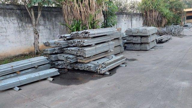 Cantoneiras novas todas as medidas de zinco