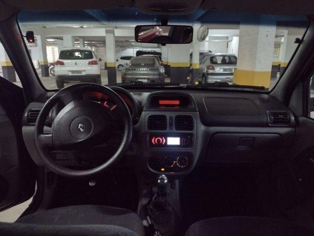 Clio Sedan Previlegé 1.6 2008 completo  - Foto 3