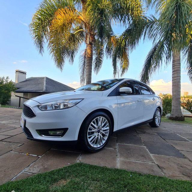Ford Focus Sedan SE *Ano 2016* *Cambio automático* *Único Dono - Foto 14