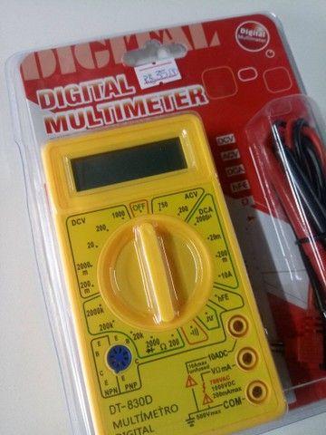 Multimetro digital  - Foto 5
