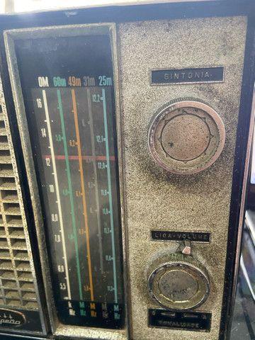 Antigo rádio general elétrica anos 60 - Foto 6