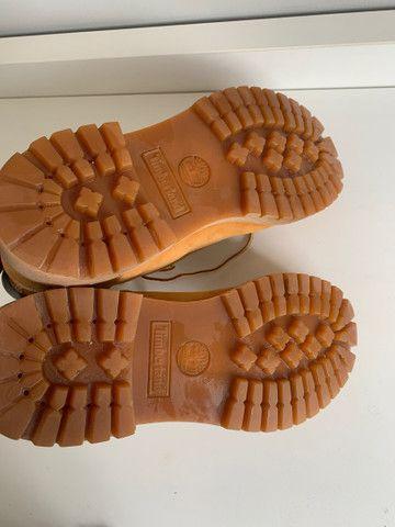 Bota Timberland - Yellow Boots - a prova d?água n39 - Foto 6
