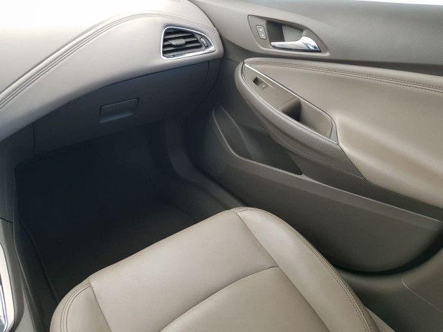Chevrolet Cruze - 2017 1.4 Turbo Ltz Flex 4P Automático - Foto 8