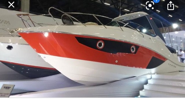 Ventura 300 Crossover - 30 pés -Ñ e NX/Focker/Ñ Triton/ Ñ Focker/ Ñ FS/ Ñ Armati/ Ñ ONIX. - Foto 2