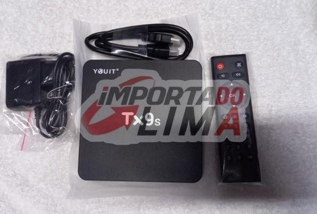 Tx9s pro smart inteligente 8 core smart - Foto 2