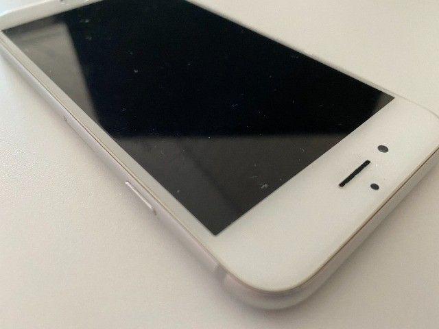 iPhone 6 64gb branco e prata usado - Foto 3