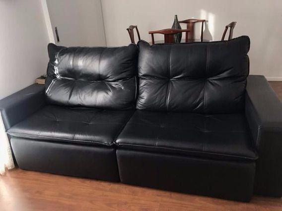 Restauração e reforma geral de sofa - Foto 4