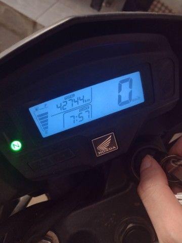 HondaNXR 160 Bros ESDD 2016