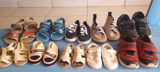 Vendo sapatinhos e sandalinhas infantil - Foto 4