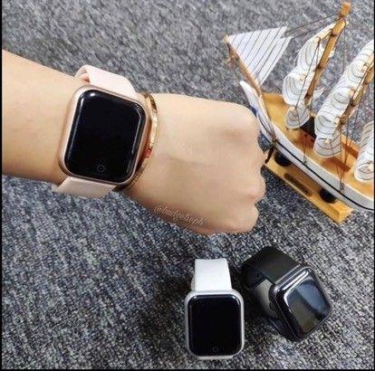 Smartwatch D20 Pro - relógio inteligente  - Foto 5