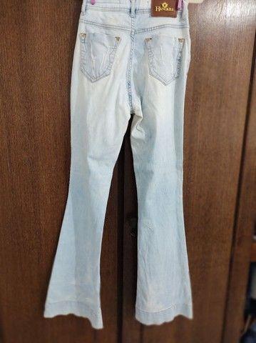 Calça jeans 38 - Foto 2