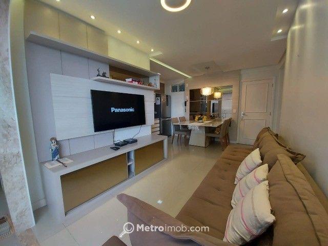 Apartamento  com 3 quartos à venda, 86 m² por R$ 490.000 - Parque Shalon - mn