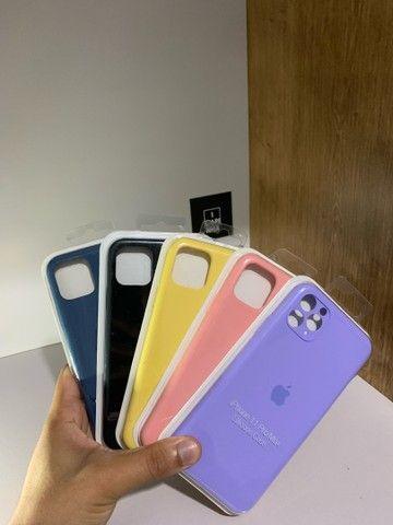 Capas/Cases para iPhone 7/8/X/11 e vários outros modelos. Estilo case original. - Foto 5