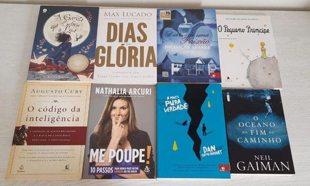 Livros Semi-Novos a partir de R$ 5