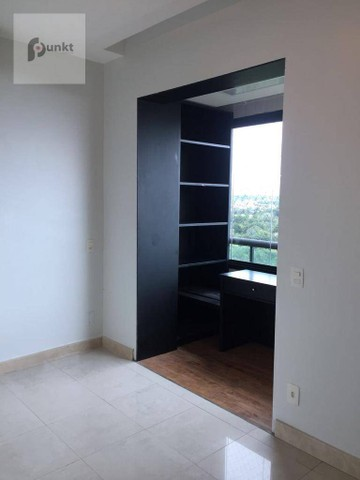 Apartamento com 4 dormitórios para alugar, 195 m² por R$ 7.000/mês - Ponta Negra - Manaus/ - Foto 19
