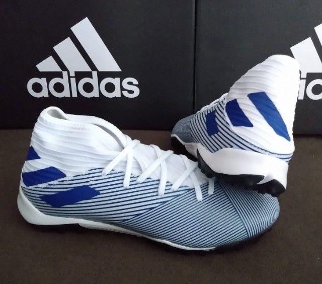 Chuteira Adidas Nemeziz 19.3 TF Tam 38 & 39 (original / nova)