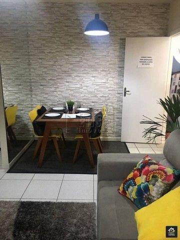 APARTAMENTO com 2 dormitórios à venda com 52m² por R$ 120.000,00 no bairro Uvaranas - PONT - Foto 8