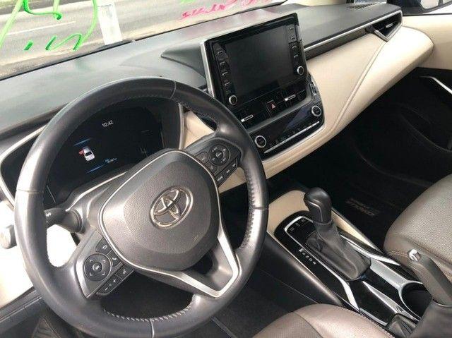 Corolla Altis 2020 Completo + GNV Entr. 48x 2.490,00 - Foto 3