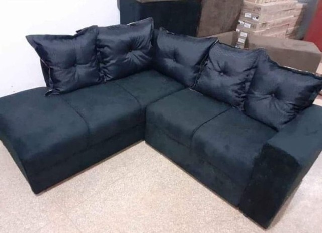 Sofa de canto Larissa direto da fabrica - Foto 3