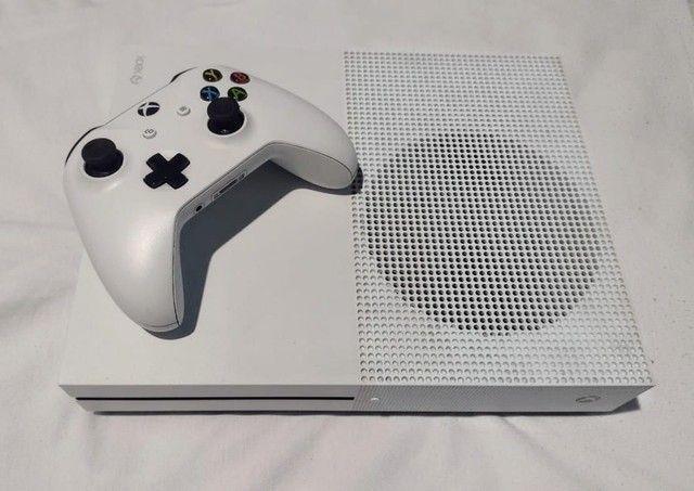 Xbox One S + Controle + Garantia de 3 meses