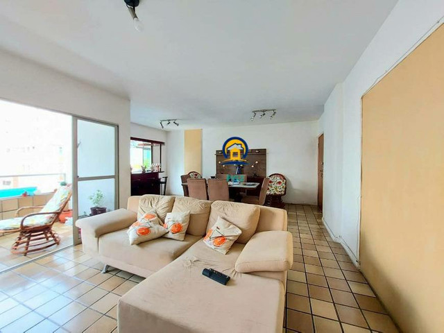 Excelente Localização, Apartamento 3 quartos em Boa Viagem, 138m², proximo a praia - Foto 12