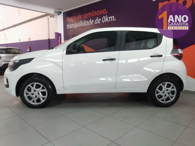 Fiat Mobi Evo Like 1.0 (Flex) - Foto 4