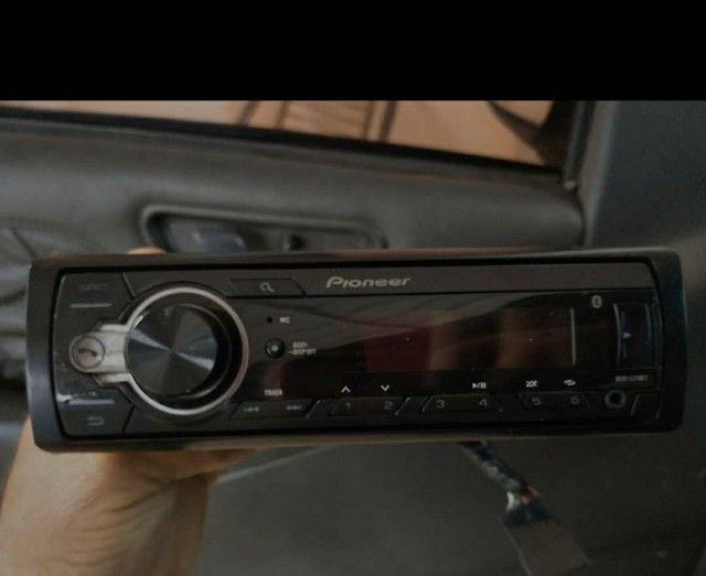 Vendo toca cd Pioneer ou troco por outro Pioneer mixtrax