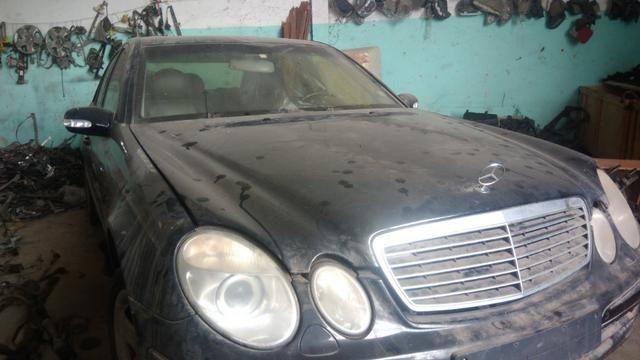 Farol Direito Mercedes Benz E500 2005