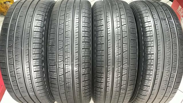 4 pneus Pirelli Scorpion Verde, 215/65/16