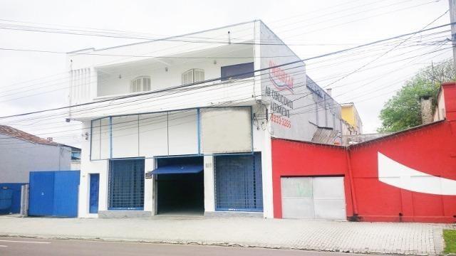 Prédio Comercial à Venda em Curitiba 440m² no Rebouças, Locado, Rendendo [5226.001]