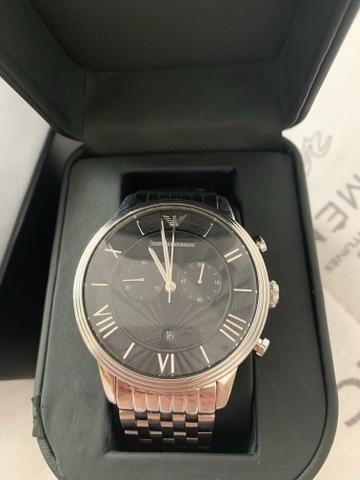 3f386552041 Vendo relógio Empório Armani. ( somente venda)