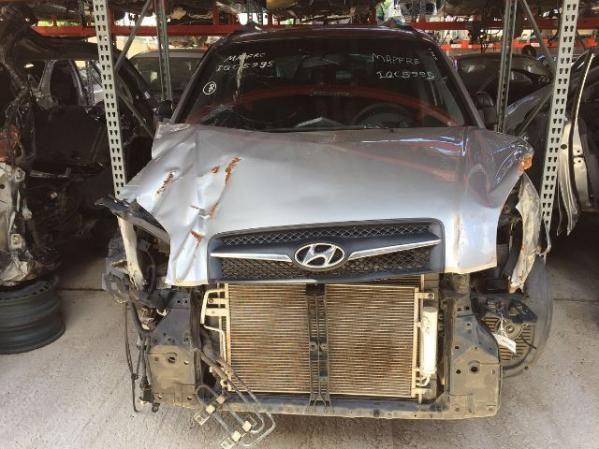 Peças usadas Hyundai Tucson 2009 2010 2.0 16v gasolina 143cv câmbio manual - Foto 3