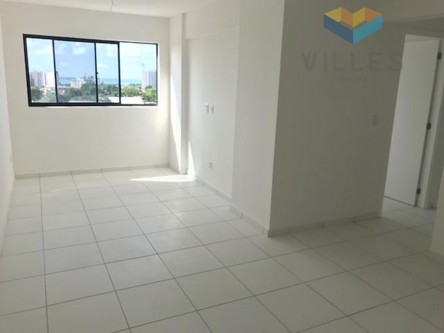 Ed. Pier 750 Apartamento residencial à venda, Poço, Maceió.