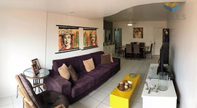 Ed. Vivenda da Praia Apartamento residencial à venda, Jatiúca, Maceió.