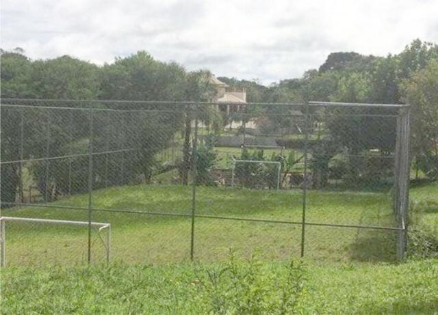 Chácara de condomínio perto de Curitiba c/ sala jogo e campo 365.000 Aceita imóvel e carro - Foto 4