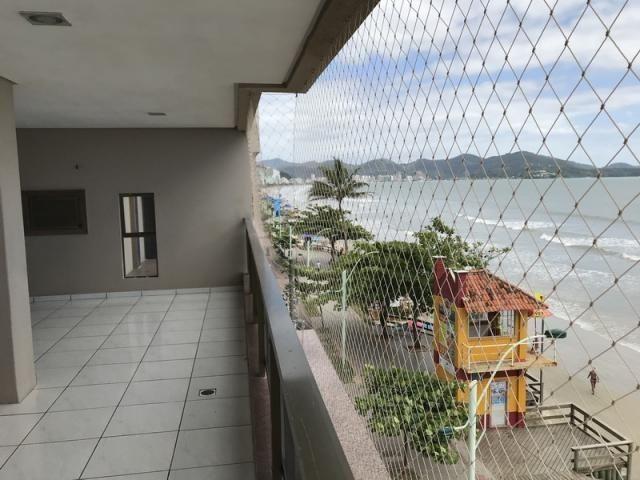 Apartamento 03 Quartos( 01 Suite) _ Frente mar _ Meia Praia_ 02 Vagas de garagem - Foto 2