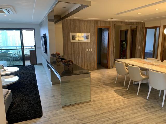 Apartamento para venda com 217 metros quadrados com 4 quartos em Meireles - Fortaleza - CE - Foto 10