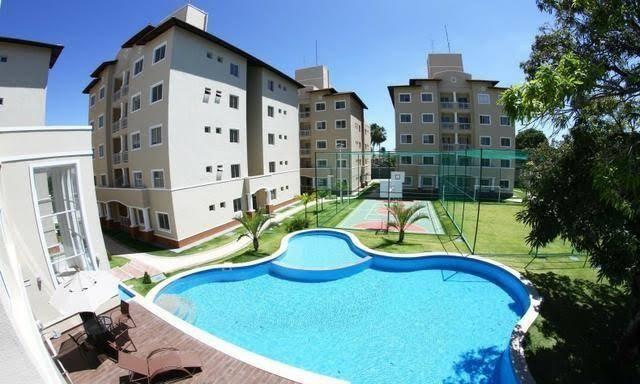 Apartamento no mandarim clube passare para venda possui 62 m2 e 3 quartos - Fortaleza - CE