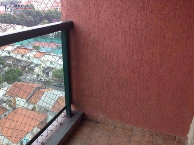 Apartamento para alugar com 2 dormitórios em Ipiranga, São paulo cod:AP017227 - Foto 2