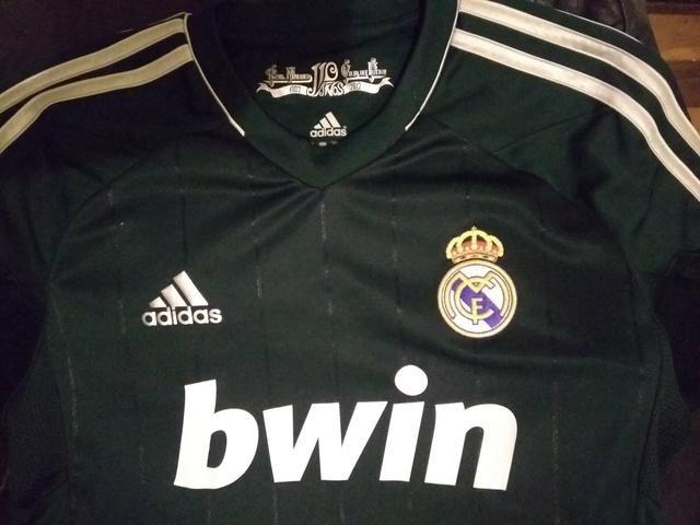 Camiseta Real Madrid - 2012 - Foto 4
