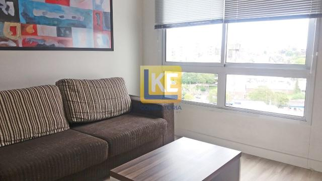 Apartamento com 1 quarto mobiliado - Foto 2