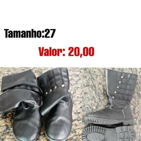 Roupas e Sapatos infantis - Foto 2