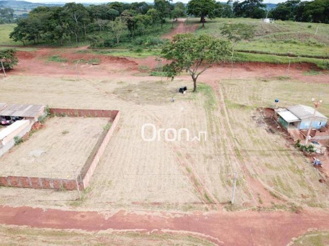 Terreno à venda, 738 m² por R$ 100.000,00 - Residencial Nova Cidade - Nerópolis/GO - Foto 2