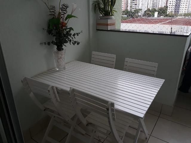 Lindo apart. 3/4 sendo uma suíte, Jd. Goiás - Foto 11