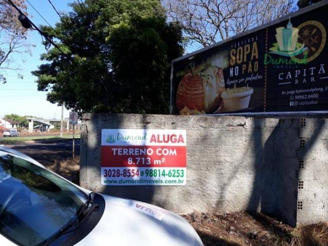 Terreno comercial para locação no Parque Presidente II em Foz do Iguaçu. - Foto 3