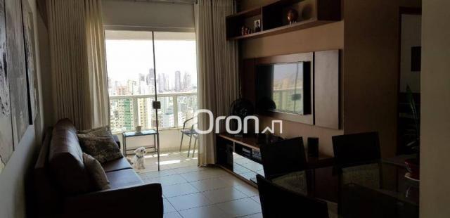 Apartamento com 2 dormitórios à venda, 69 m² por r$ 299.000,00 - setor pedro ludovico - go - Foto 4