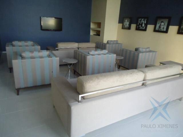 Apartamento com 3 dormitórios à venda, 74 m² por r$ 410.000,00 - cambeba - fortaleza/ce - Foto 15